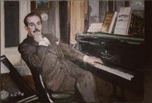 Giacomo Puccini Piano Tosca