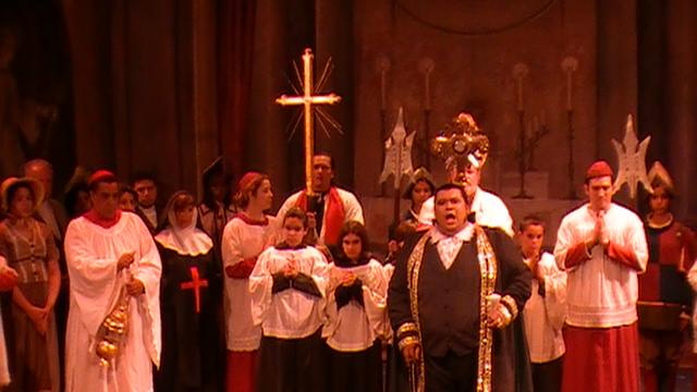 Tosca Miami Lyric Opera Nelson Martinez Baron Scarpia